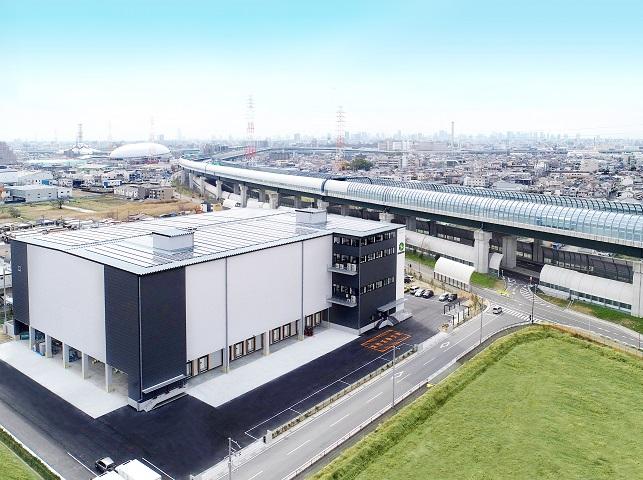 日新冷凍運輸株式会社